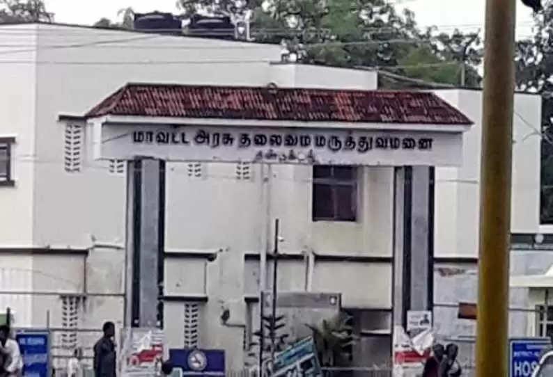 திண்டுக்கல் அருகே லாரி மோதி காவலர் பலி!