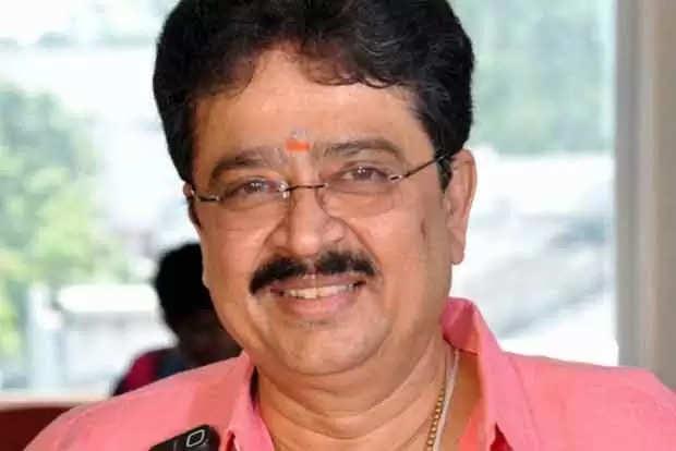 அன்பு நண்பா என் மனம் நிறைந்த வாழ்த்துக்கள்…எஸ்.வி.சேகர்