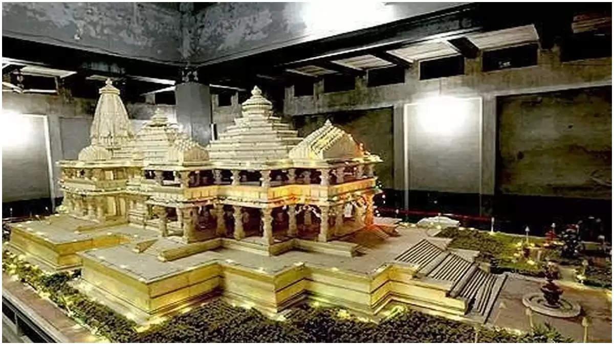 ராமர் கோயிலுக்கு தனது பங்களிப்பாக ரூ.1 கோடி கொடுத்த பா.ஜ.க. எம்.பி. கவுதம் காம்பீர்…