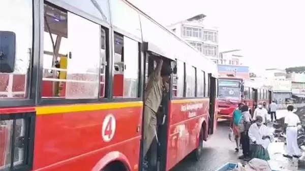 போக்குவரத்து ஊழியர்களுக்கு 10% தீபாவளி போனஸ் குறைப்பு!