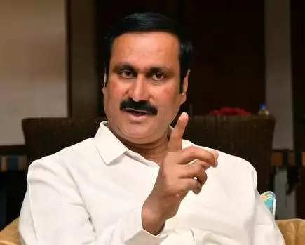 அம்மா சிமெண்ட் விற்பனையை அதிகரிக்க வேண்டும் : அன்புமணி கோரிக்கை!!