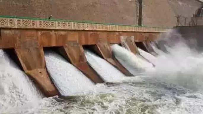 வைகை அணையிலிருந்து நீர் திறப்பு: விவசாயிகள் மகிழ்ச்சி..!