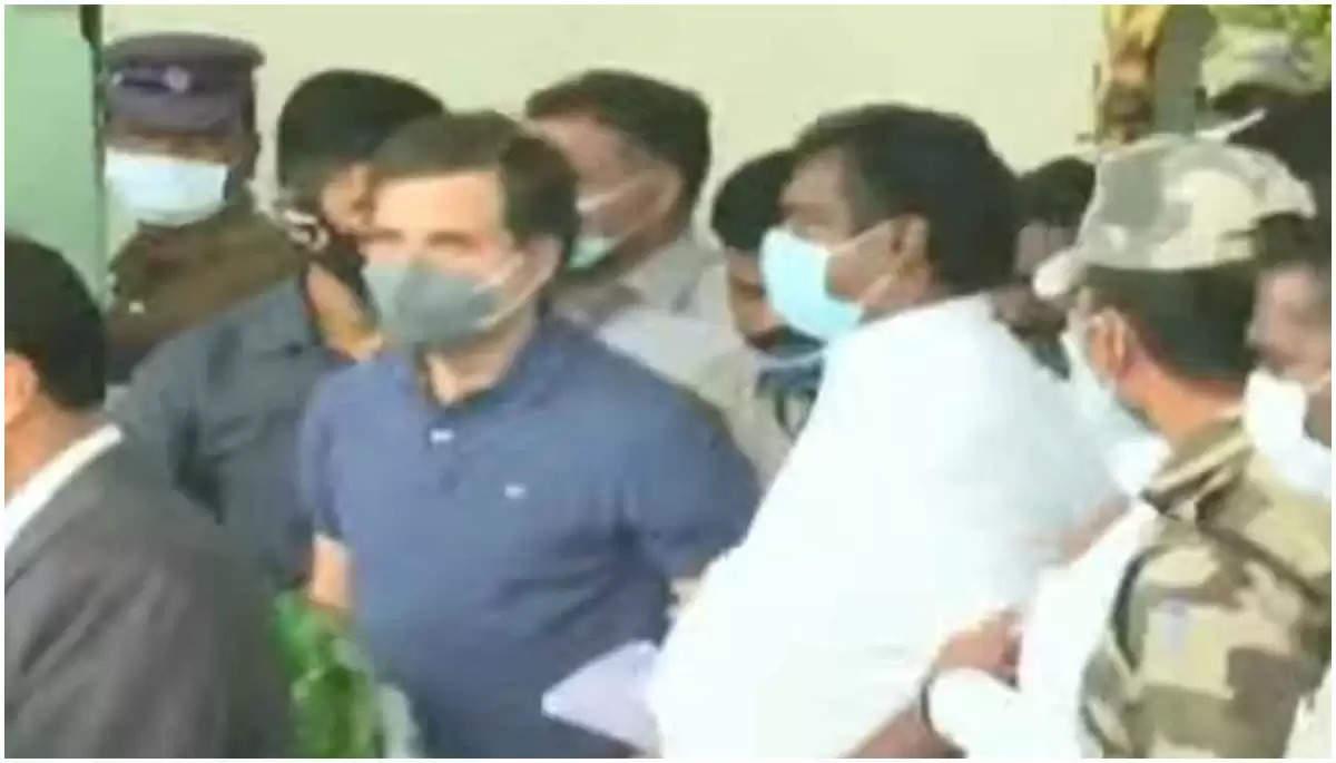 'ஜல்லிக்கட்டு போட்டியை பார்க்க' மதுரை வந்தடைந்தார் ராகுல் காந்தி!