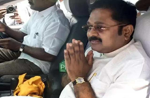 """சின்மயி – வைரமுத்து """"மீ டூ"""": என்ன சொல்கிறார் டிடிவி தினகரன்?"""